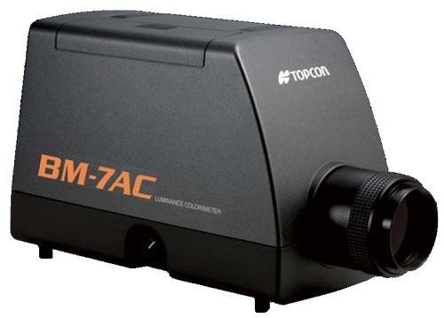 色彩輝度計BM-7AC