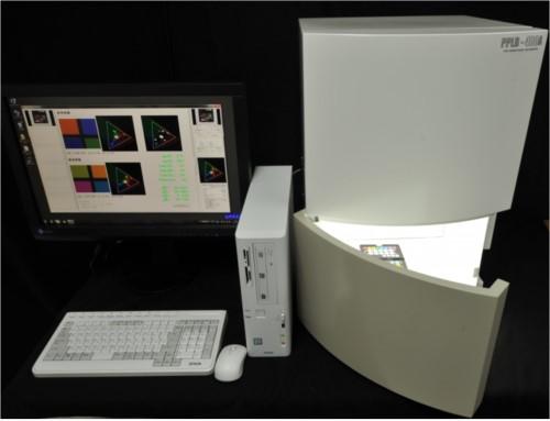PPLB-410 2次元色彩計 パパラボ