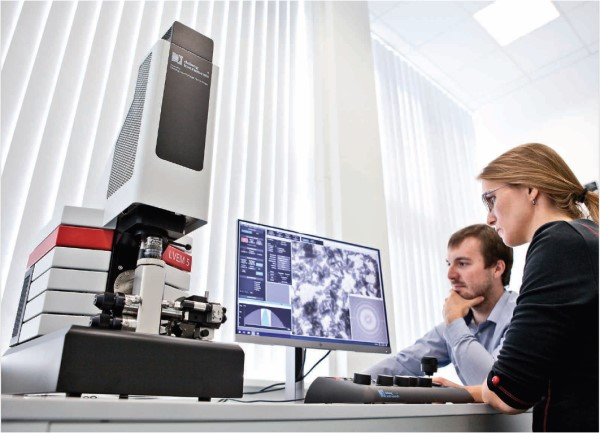 LVEM5 卓上 透過型電子顕微鏡