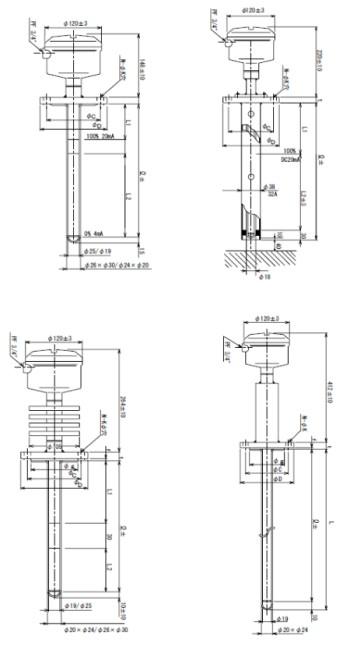 QB型 SB型図面