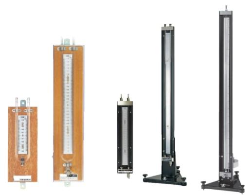 液柱型マノメーター PW型、PA型、SP型