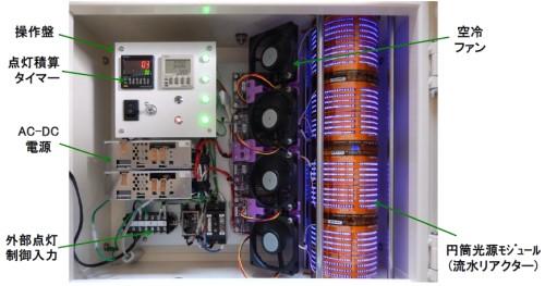 紫外線水処理装置